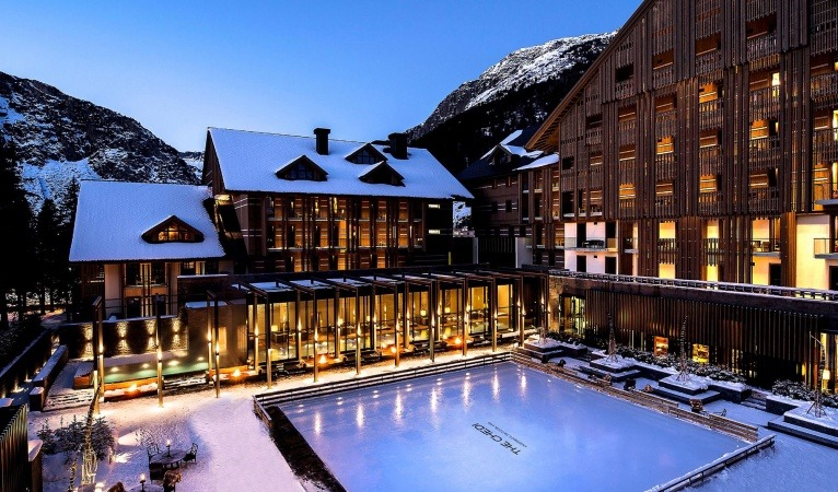 The Chedi - Andermatt