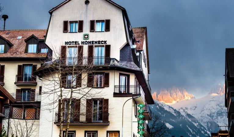 Hotel Hoheneck - Engelberg - GB ferðir