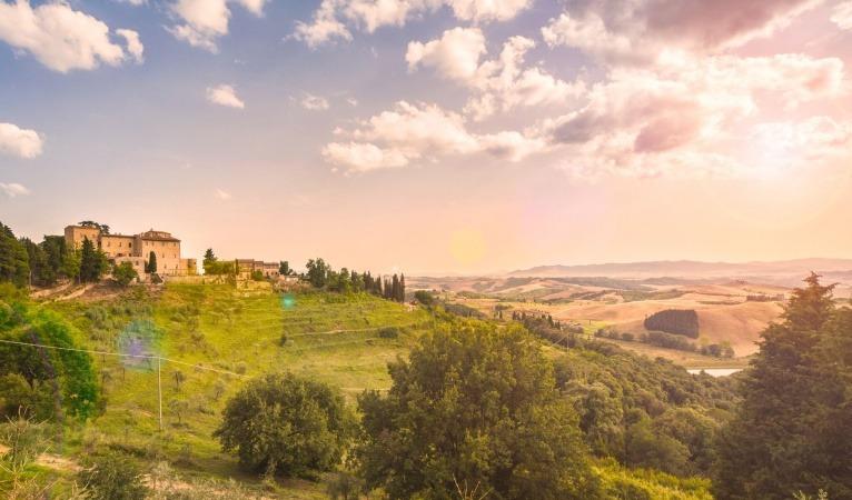 Castelfalfi Reort Toscana