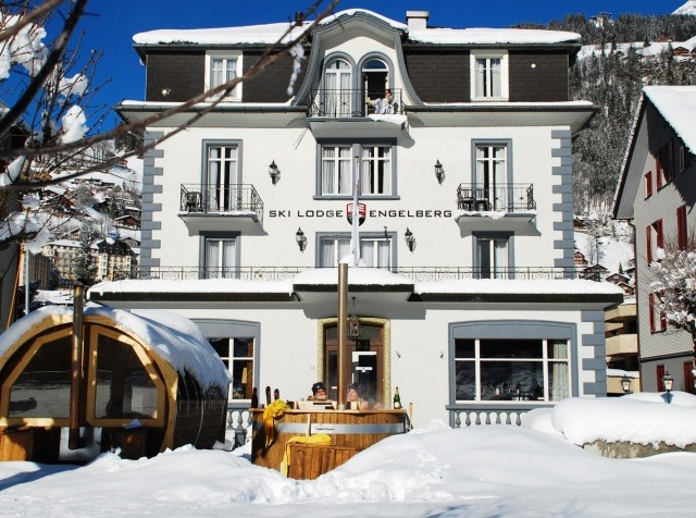 Ski Lodge - Engelberg - GB ferðir