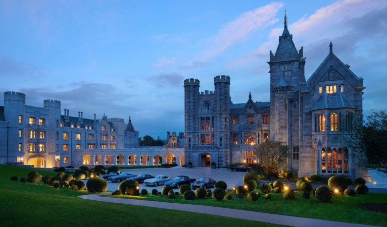 Adare Manor, GB Travel