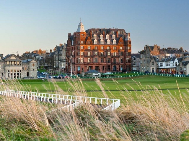 Old Course St. Andrews GB ferðir